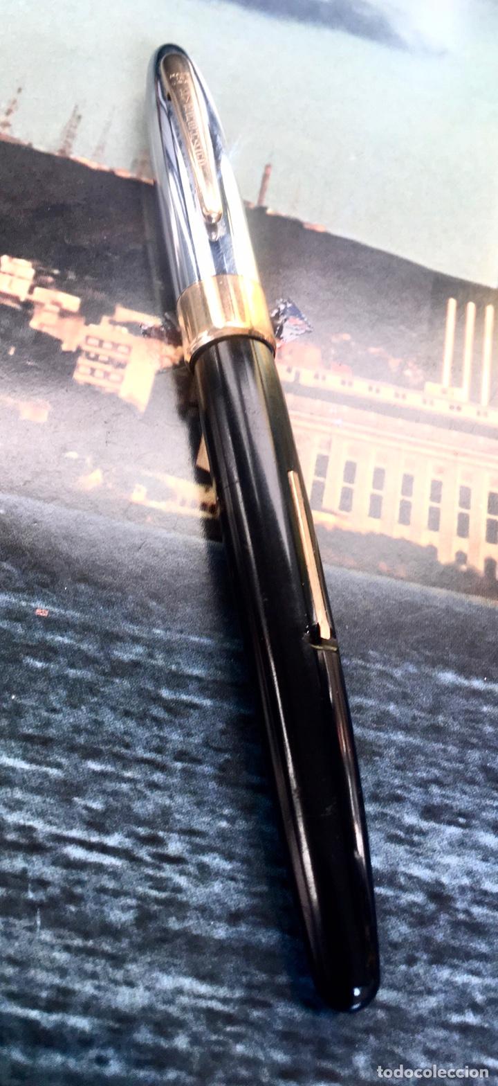 Plumas estilográficas antiguas: EVERSHARP SYMPHONY DELUXE 1949 - Foto 4 - 218732471