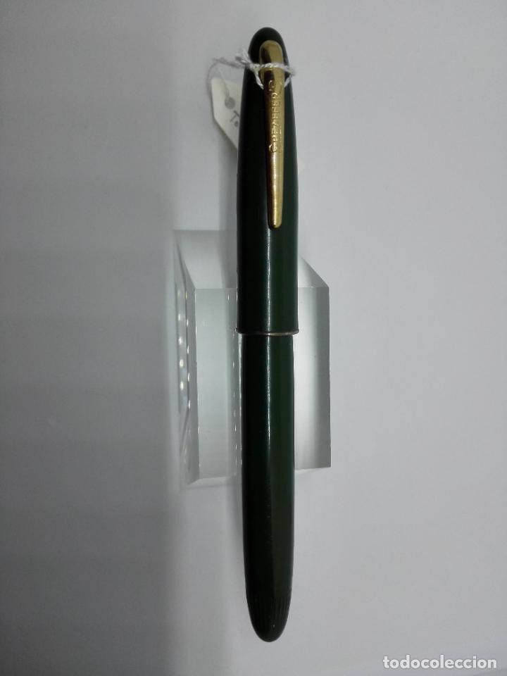 SHEAFFER TOUCHDOWN CRAFTSMAN 14 KT (Plumas Estilográficas, Bolígrafos y Plumillas - Plumas)