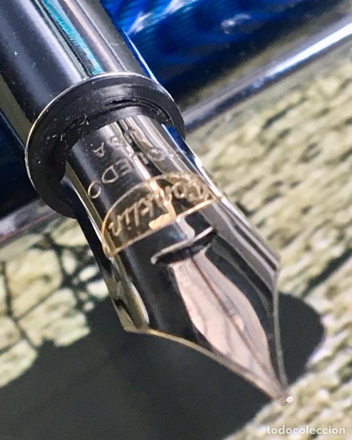 Plumas estilográficas antiguas: CONKLIN HERRINGBONE - Foto 6 - 221482281