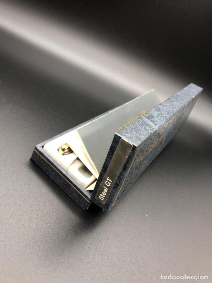 Plumas estilográficas antiguas: Pluma estilográfica ELYSEE STEEL GT - Foto 8 - 221514673