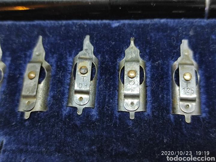 Plumas estilográficas antiguas: ANTIGUA PLUMA PELIKAN GRAPHOS GERMANY - Foto 11 - 222062397