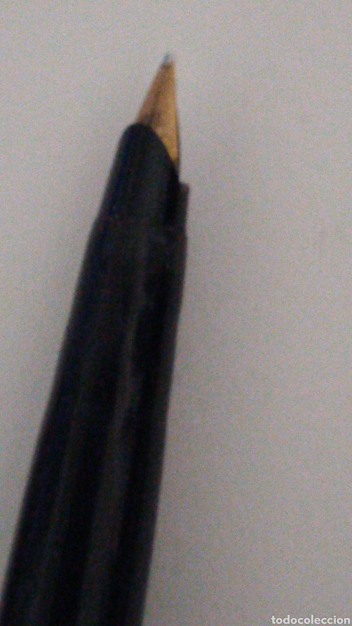 Plumas estilográficas antiguas: 2 bolígrafos y pluma estilográfica Parker. Un bolígrafo es de publicidad de la casa mercedes. - Foto 2 - 224143787