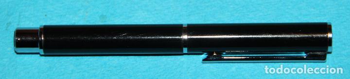 Plumas estilográficas antiguas: PLUMA ESTILOGRAFICA INOXCROM TINY - Foto 2 - 225959440