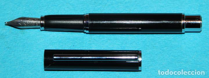 Plumas estilográficas antiguas: PLUMA ESTILOGRAFICA INOXCROM TINY - Foto 4 - 225959440