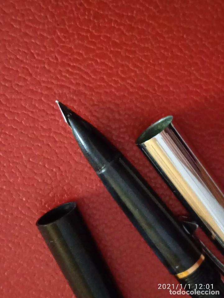 Plumas estilográficas antiguas: ESTILOGRAFICA SHEAFFER CARTRIDGE CANADA. - Foto 9 - 232723990