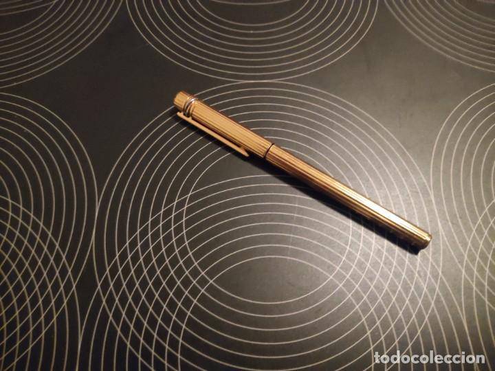 Plumas estilográficas antiguas: Pluma Cartier - Foto 3 - 233165860