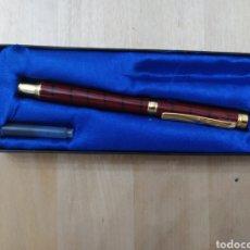 Penne stilografiche antiche: PLUMA ESTILOGRÁFICA - MODELO RENACENTISTA. Lote 234414275