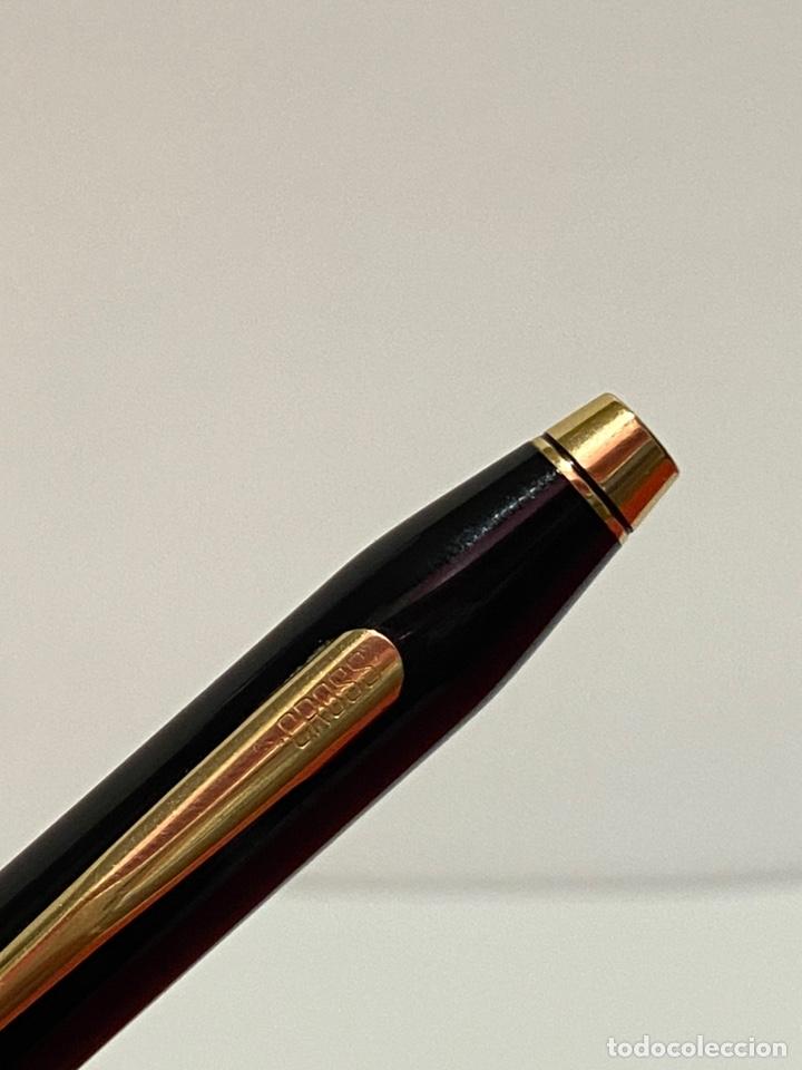 Plumas estilográficas antiguas: PLUMA CROSS ORIGINAL COMO NUEVA - Foto 3 - 234886210