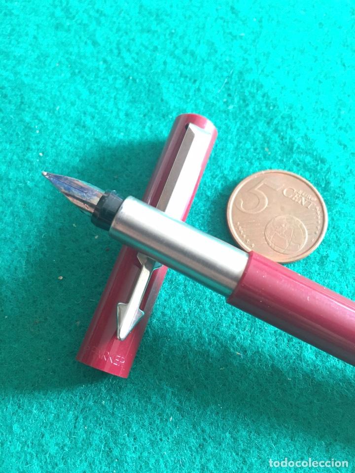 Plumas estilográficas antiguas: Vintage Pluma Estilográfica marca Parker, Excelente objeto de colección. - Foto 5 - 236407510