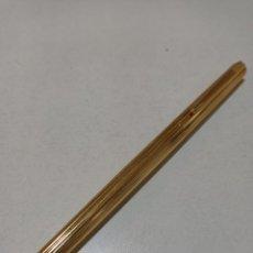 Plumas estilográficas antiguas: MONTBLANC 585 ORO, MAGNÍFICA PLUMA ESTILOGRÁFICA BUEN ESTADO. Lote 237587400