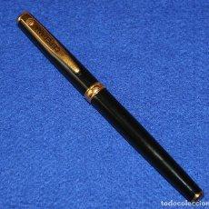 Plumas estilográficas antiguas: PLUMA ESTILOGRAFICA INOXCROM PARIS - NUEVA. Lote 237627650