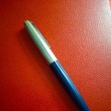 Stylos-plume anciens: ESTILOGRAFICA PARKER 21 U.S.A. AZUL OSCURO COMO NUEVA.. Lote 240519920