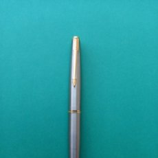 Plumas de tinta permanente antigas: PLUMA PARKER MADE IN USA. Lote 243234080