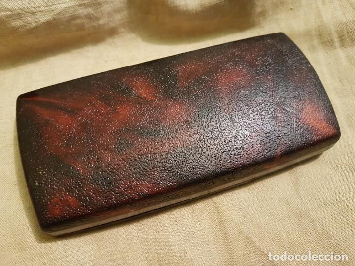 Plumas estilográficas antiguas: Juego pluma boli Inoxcrom años 70 - Foto 4 - 246994365