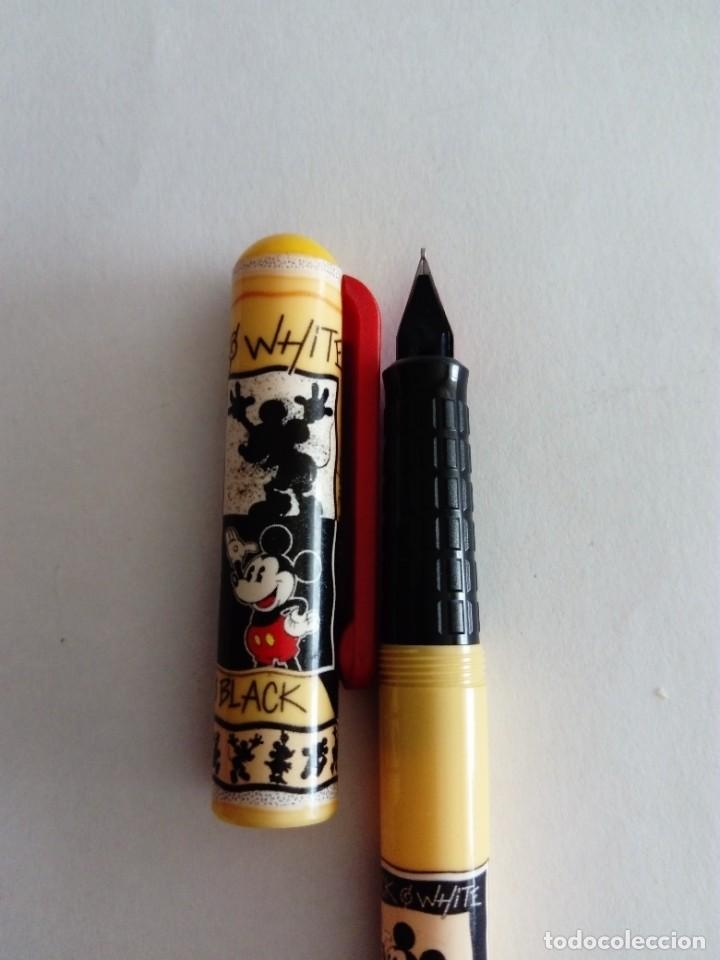 Plumas estilográficas antiguas: Tres Plumas Estilográficas, 2 Inoxcrom y 1 White & Black - Foto 9 - 247711410