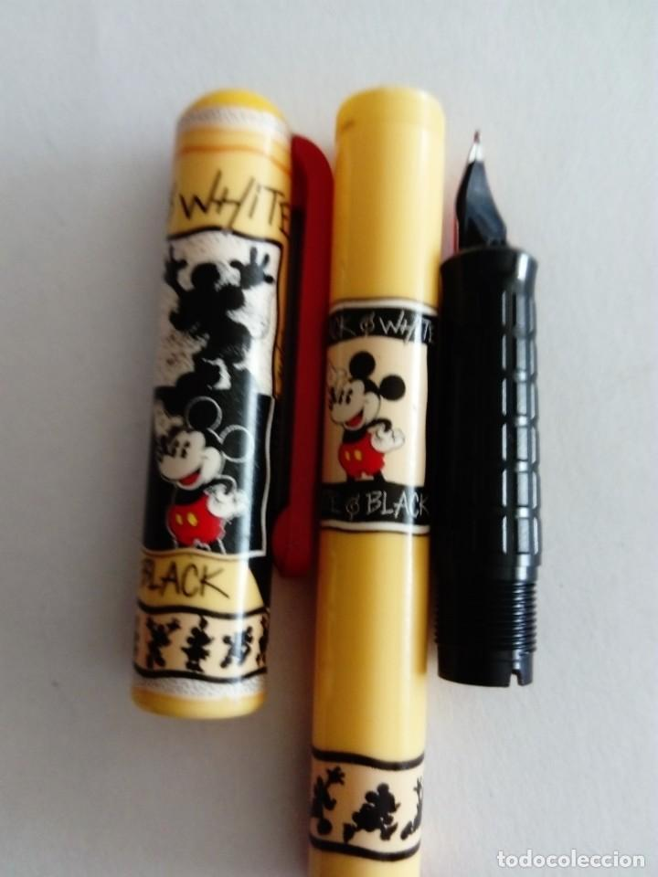 Plumas estilográficas antiguas: Tres Plumas Estilográficas, 2 Inoxcrom y 1 White & Black - Foto 10 - 247711410
