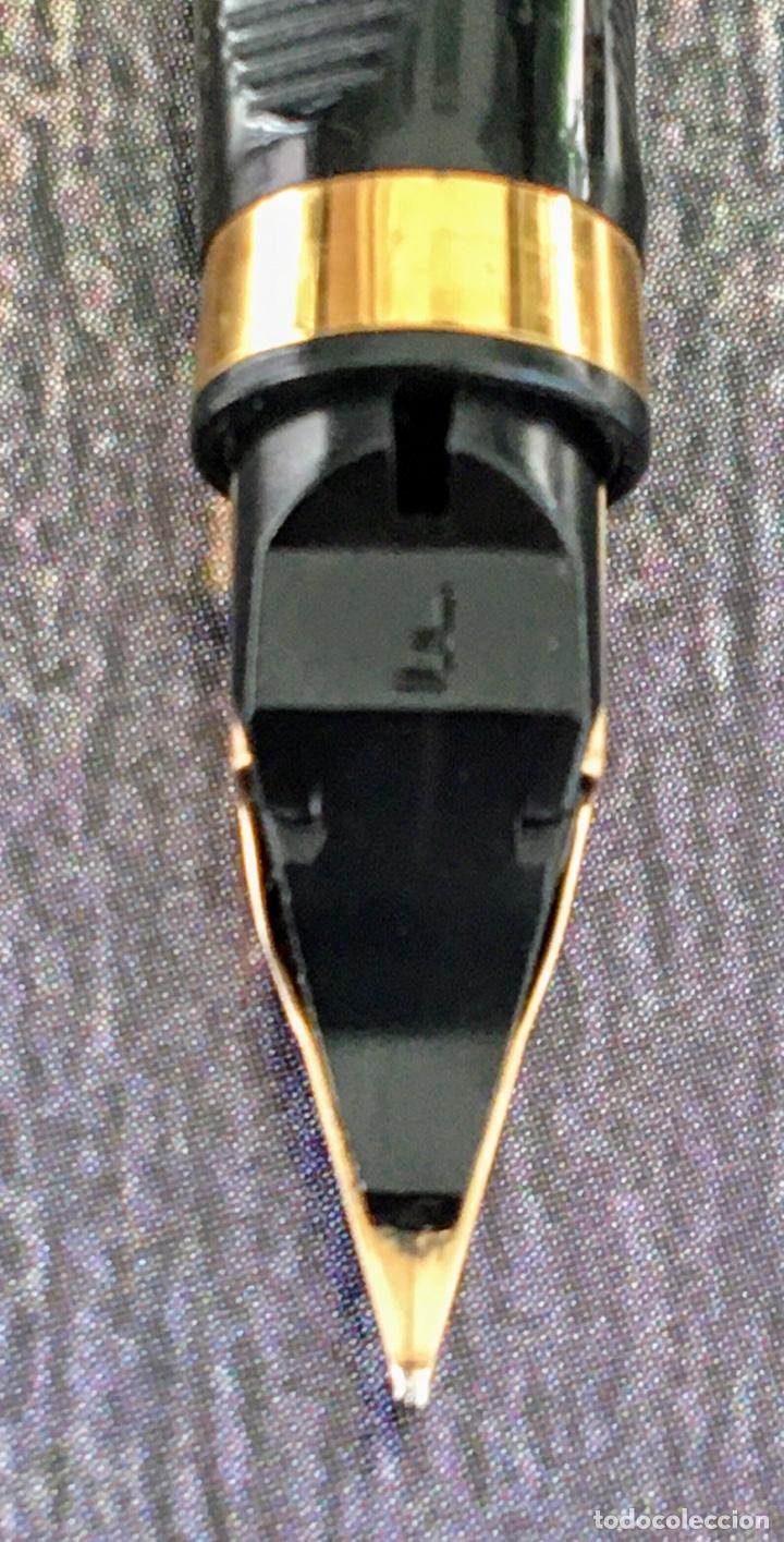 Plumas estilográficas antiguas: PARKER 75 LACADA 1975'S FRANCE - Foto 8 - 253414700