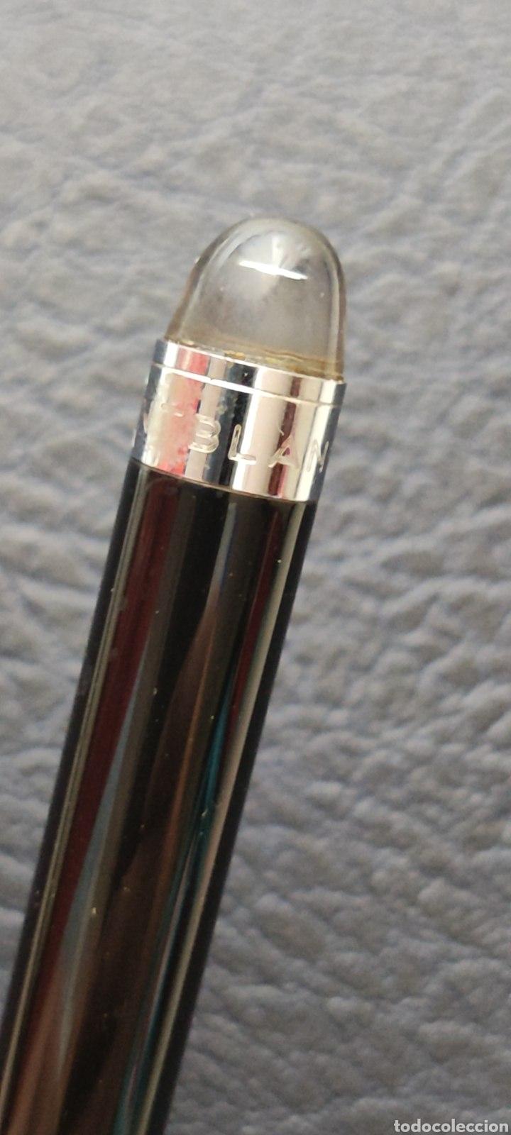 Plumas estilográficas antiguas: Bolígrafo montblanc starwalker resina con número serie escribe - Foto 6 - 253533855