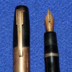 Plumas estilográficas antiguas: ANTIGUA PLUMA ESTILOGRAFICA SUPER T GESTER. Lote 256015305