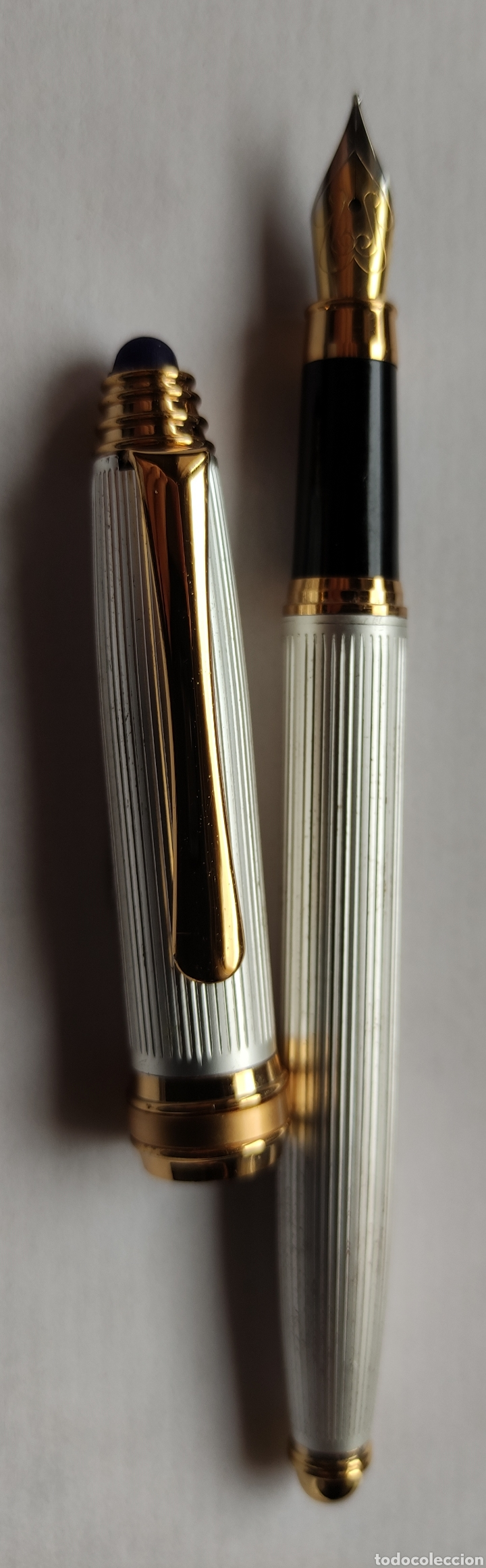 Plumas estilográficas antiguas: Pluma estilografica - Foto 4 - 257861335