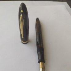 Plumas estilográficas antiguas: PLUMA ESTILOGRÁFICA SHEAFFER'S LIFETIME REG.U.S. PAT.OFF.MADE IN USA FORD MADISON. Lote 263972435