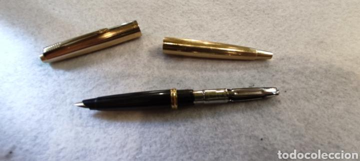 Plumas estilográficas antiguas: Pluma Parker Rolled gold, england - Foto 6 - 268601564