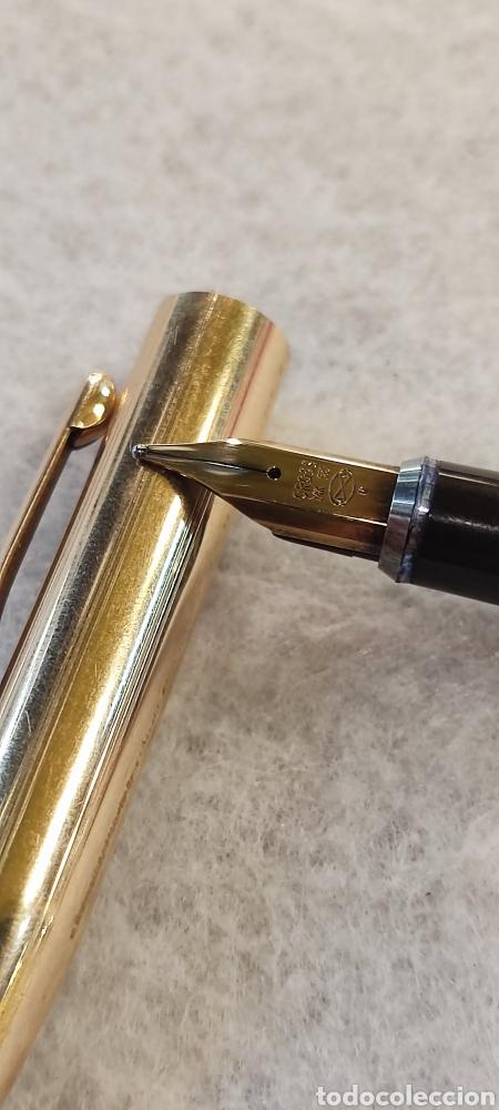 Plumas estilográficas antiguas: Pluma Cross 1/20 14k Rolled gold, Ireland - Foto 5 - 268603409