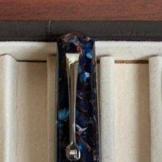 Plumas estilográficas antiguas: PLUMA ESTILOGRÁFICA ITALIANA LEONARDO. Lote 271705303