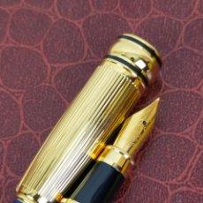 Plumas de tinta permanente antigas: PLUMA ESTILOGRAFICA IRIDIUM POINT GERMANY. Lote 275591488