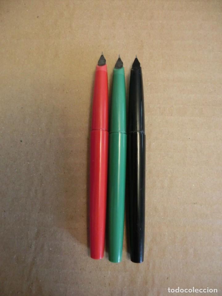 Plumas estilográficas antiguas: PLUMAS ESTILOGRÁFICA-STYPEN - Foto 4 - 287494418