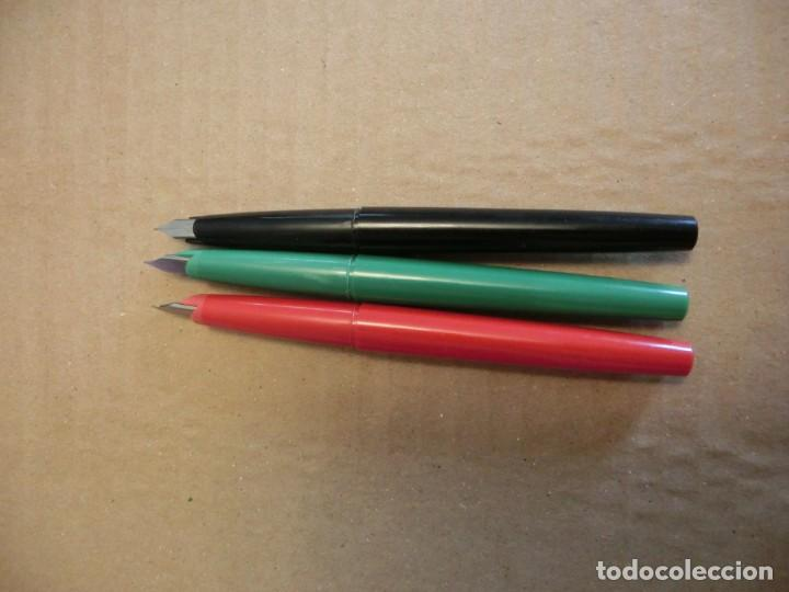 Plumas estilográficas antiguas: PLUMAS ESTILOGRÁFICA-STYPEN - Foto 5 - 287494418