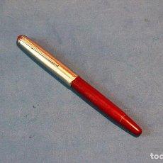 Plumas estilográficas antiguas: ANTIGUA PLUMA ESTILOGRAFICA MONTBLANC 620 - ESPAÑOLA. Lote 288070948