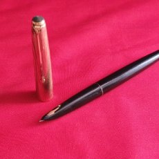 Penne stilografiche antiche: PLUMA PARKER 61 COLOR NEGRO MADE IN USA. Lote 292536553