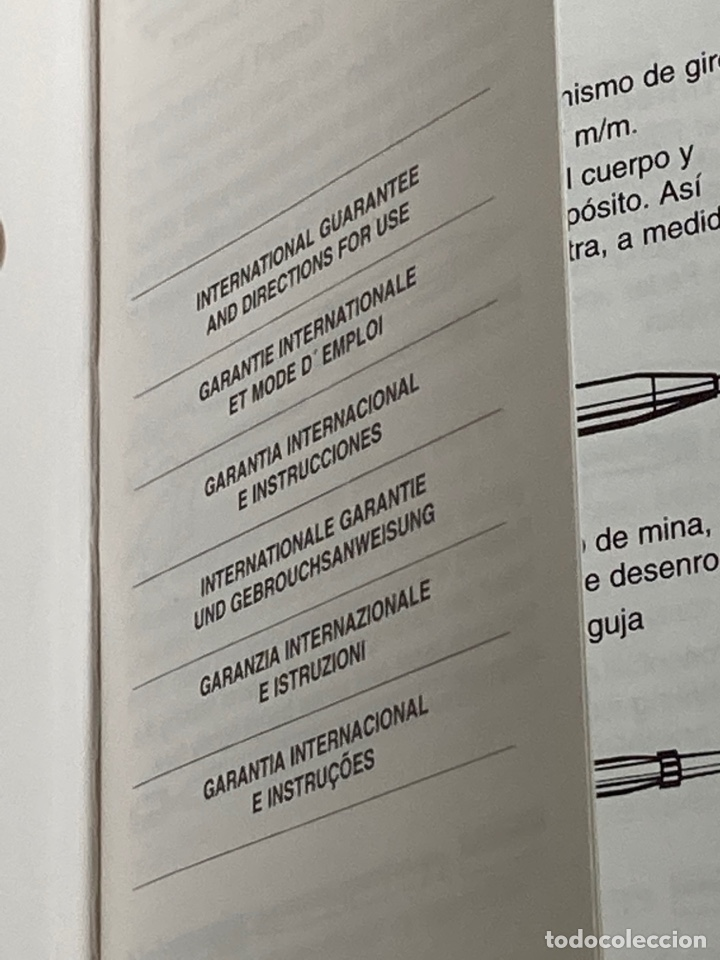 Plumas estilográficas antiguas: BOLIGRAFO INOXCROM NAKED NUEVA LACADO ROJA ESPECIAL - Foto 9 - 293653688