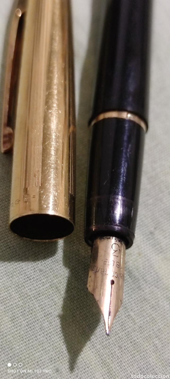Plumas estilográficas antiguas: Pluma Waterman - Foto 2 - 293662468
