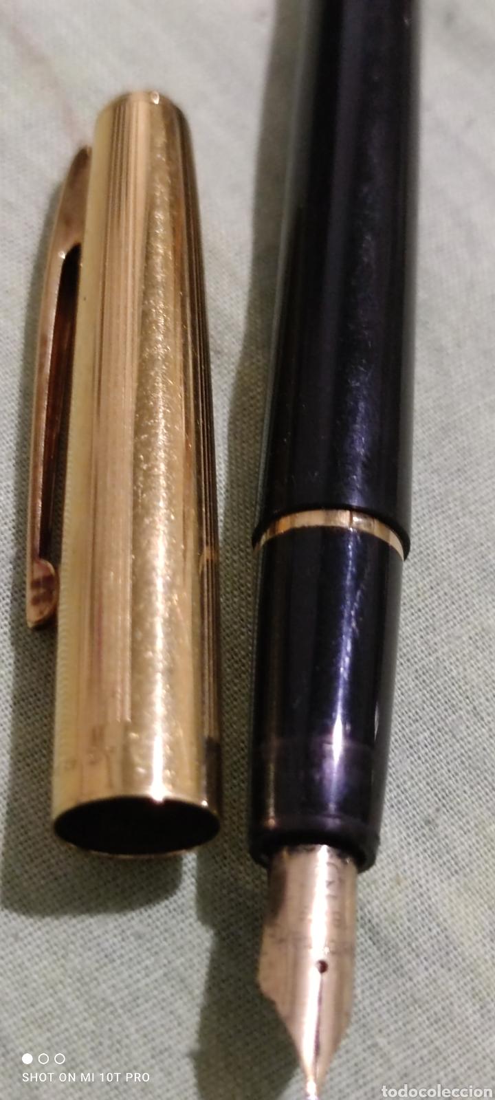 Plumas estilográficas antiguas: Pluma Waterman - Foto 3 - 293662468