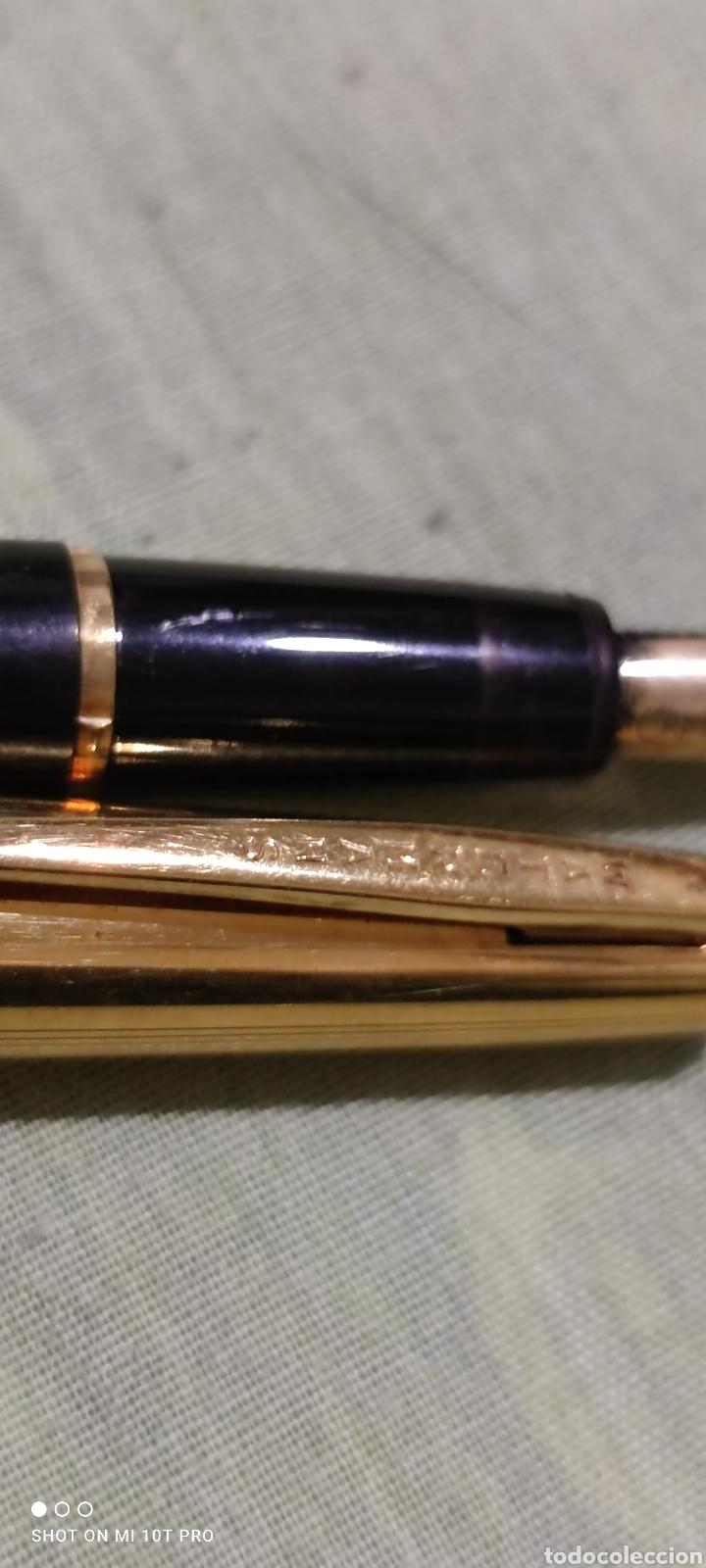 Plumas estilográficas antiguas: Pluma Waterman - Foto 4 - 293662468
