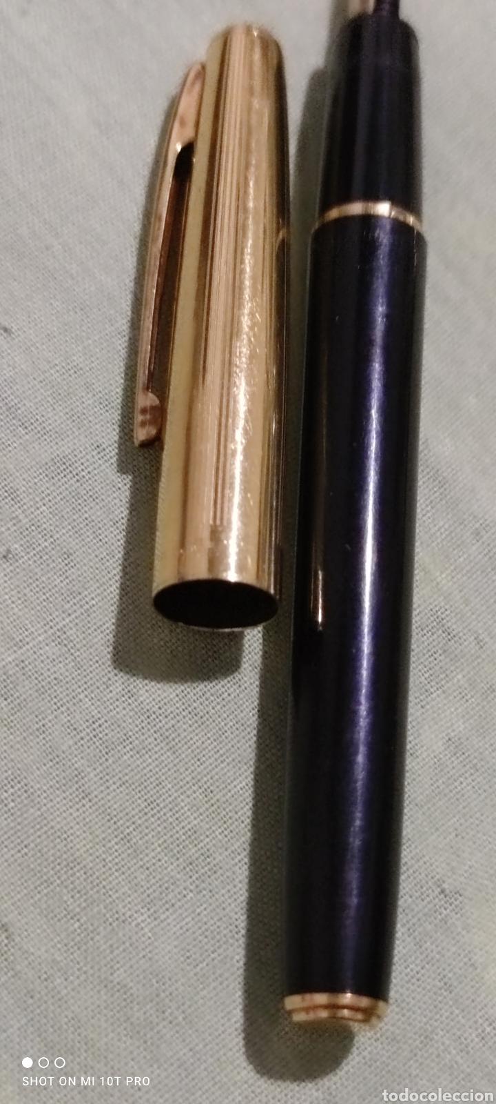 Plumas estilográficas antiguas: Pluma Waterman - Foto 6 - 293662468