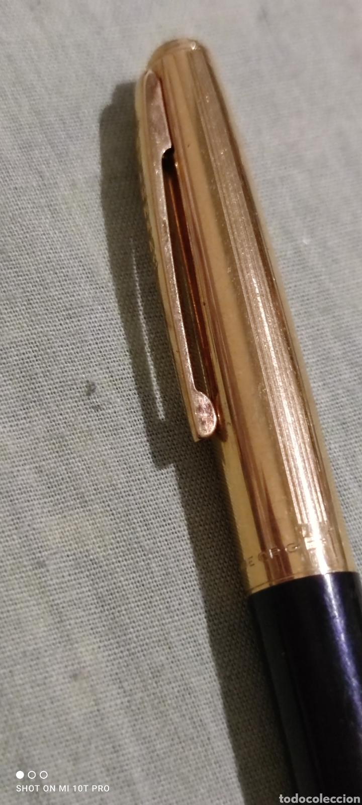 Plumas estilográficas antiguas: Pluma Waterman - Foto 12 - 293662468