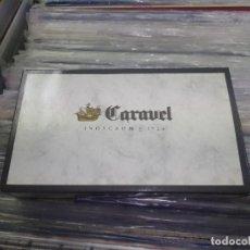 Plumas estilográficas antiguas: PLUMA INOXCROM 1920 CARAVEL. Lote 297184868
