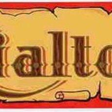 Etiquetas antiguas: CARTEL ITO NARANJAS RIALTO. Lote 137766