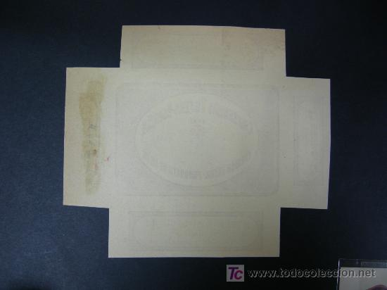 Etiquetas antiguas: antigua etiqueta CONSERVAS TEJERO- españa, antigua marca rey de españa.- huelva - Foto 2 - 20257026