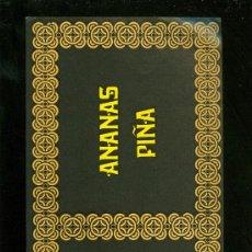 Etiquetas antiguas: ETIQUETA DE ANANAS PIÑA.. Lote 16900976