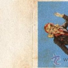 Etiquetas antiguas: ANTIGUA ETIQUETA ORIGINAL - JABÓN