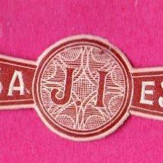 Etiquetas antiguas: ETIQUETA GASEOSA ESPECIAL J. I.. Lote 46651291