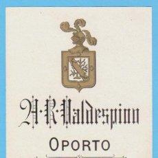 Etiquetas antiguas: ETIQUETA DE VINO.JEREZ DE LA FRONTERA.. Lote 50109151