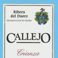 Etiquetas antiguas: ETIQUETA DE VINO.RIBERA DEL DUERO.. Lote 50884830