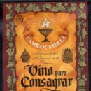 Etiquetas antiguas: ET0157, ETIQUETA DE VINO, VINO PARA CONSAGRAR, CAMILO CASTILLA, CORELLA, NAVARRA.. Lote 53192672