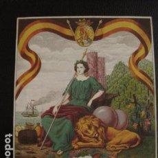 Etiquetas antiguas: ETIQUETA MUY ANTIGUA -VER FOTOS ADICIONALES - (V-6550). Lote 61747964
