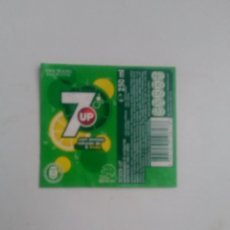 Etiquetas antiguas: ETIQUETA FANTA 7UP 250ML. PORTUGAL. Lote 62453216